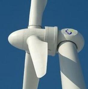 5MW wind turbine