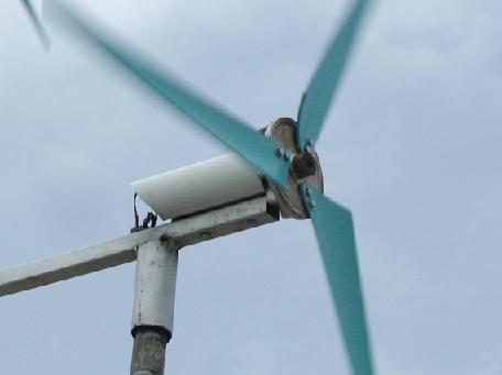 Chispito wind turbine generator
