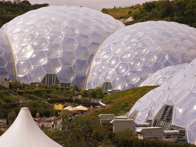 Eden Project Geothermal Power Plant plans