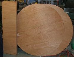 12mm marine ply used in construction of waterwheel