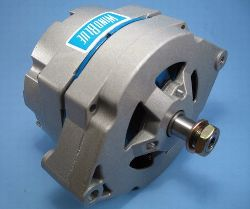 PMG alternator for waterwheel project