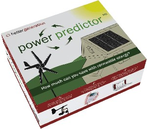 Power Predictor from Better Generation