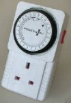 12 Volt Programmable Timer Switch